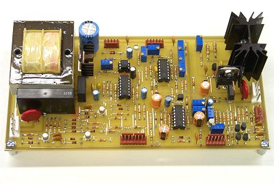 The WD7S triode control card